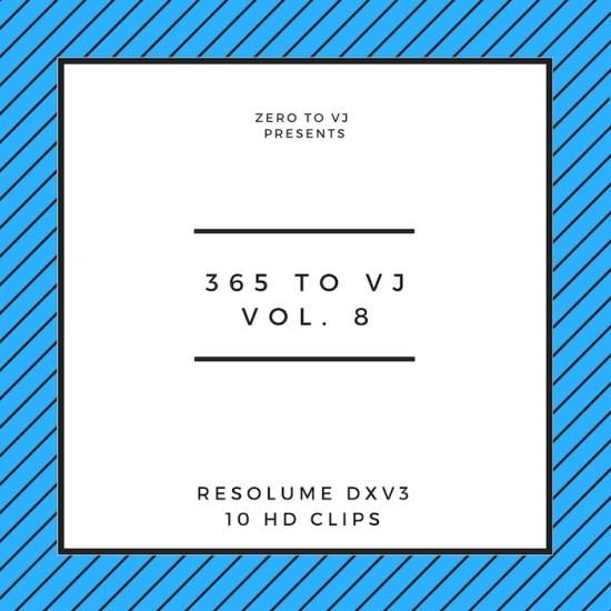365 To VJ Vol. 8