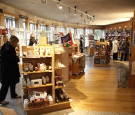 Scottish Parliament Gift Shop