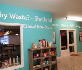 Why Waste? – Shetland