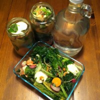 Zero-Waste Vegetable Broth from Scraps