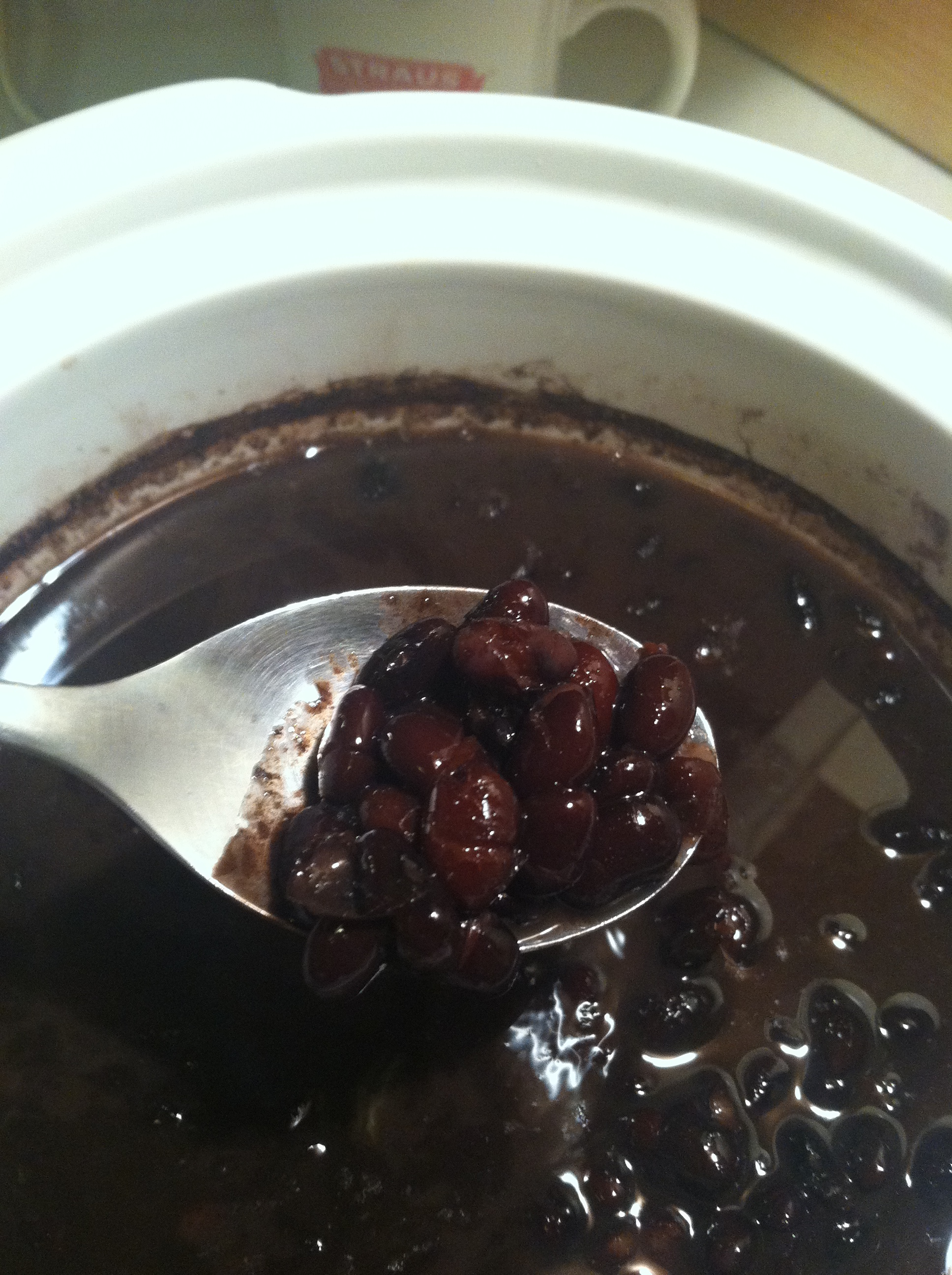how to cook canned black beans fast