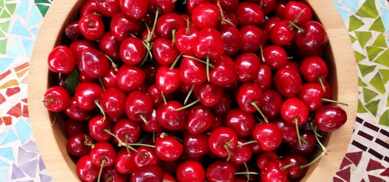 2 Bowl of cherries