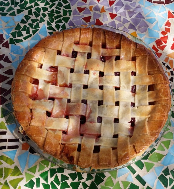 9 Cherry pie
