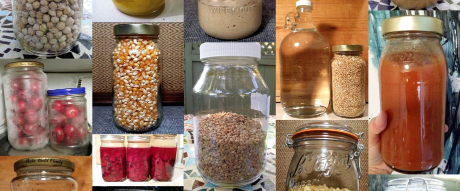 You Ll Need Some Jars The Zero Waste Chef