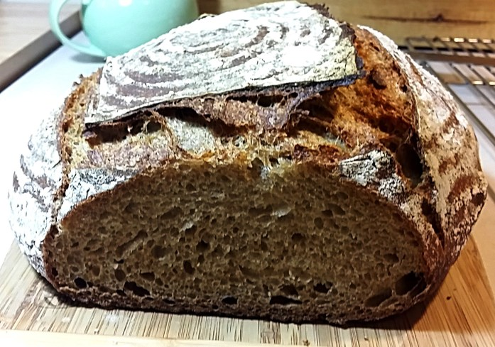 10 finished loaf