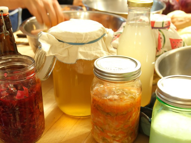 food preservation helps prevent food waste