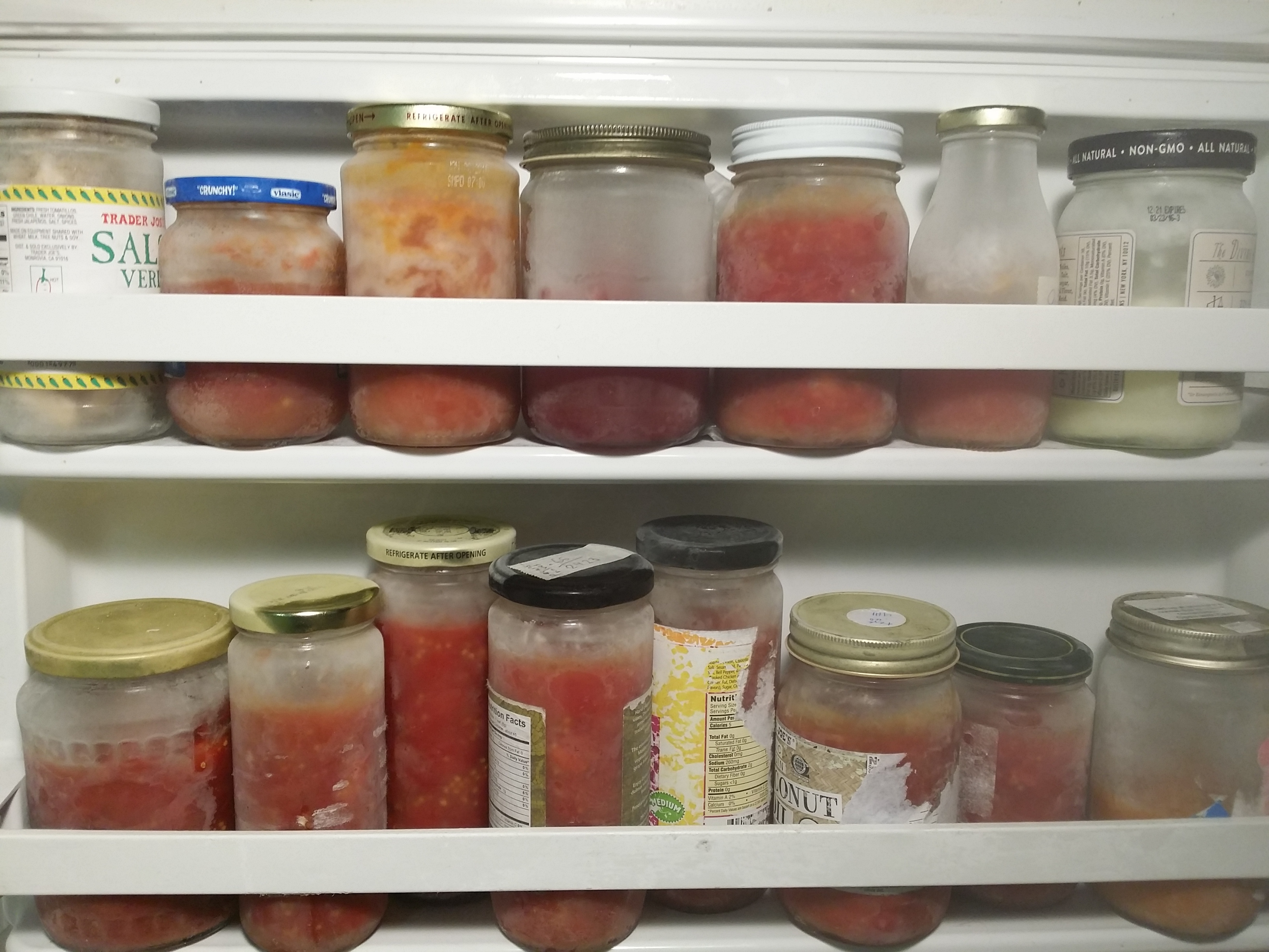 I have more jars of roasted tomatoes