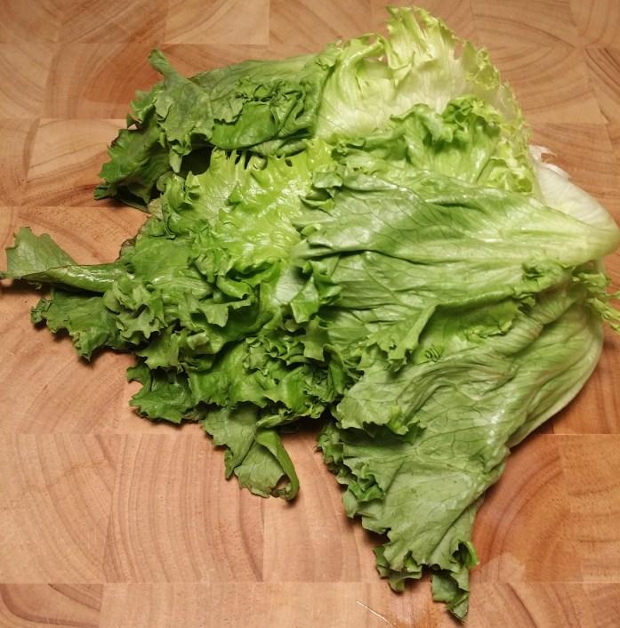 limp lettuce