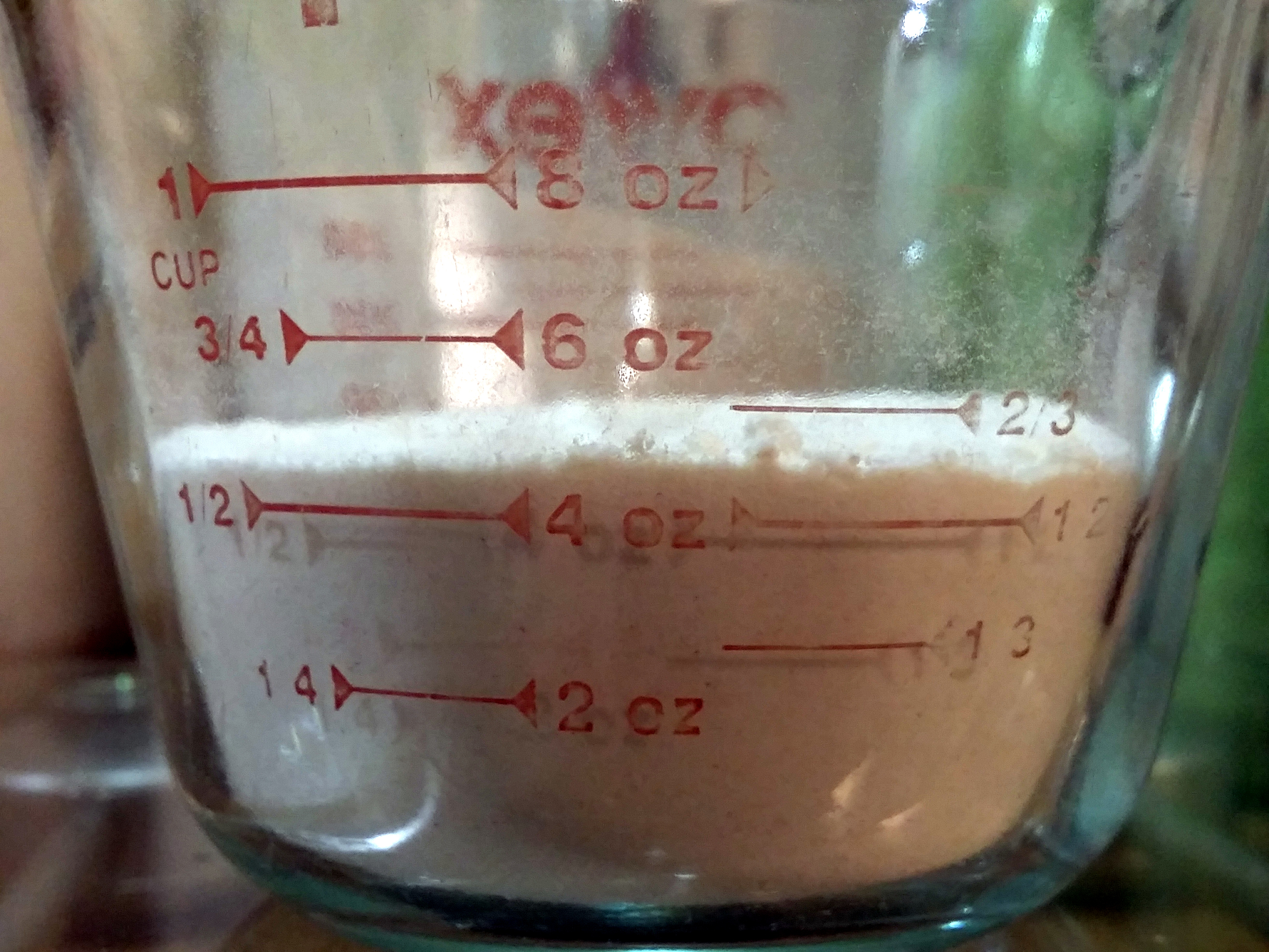 Sourdough Measurements By The Cup Or Why I Use A Kitchen Scale Zero Waste Chef