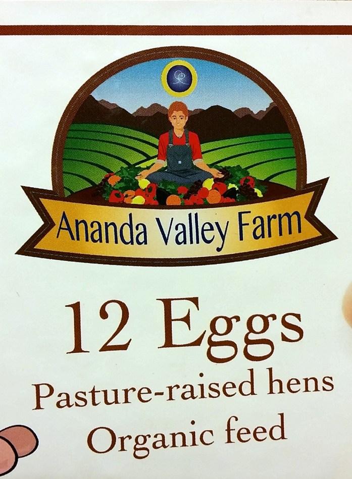 Ananda eggs