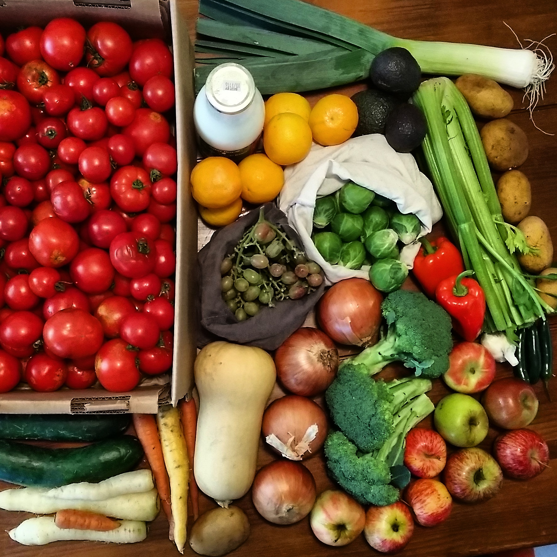 How to Store Produce Without Plastic - Zero-Waste Chef