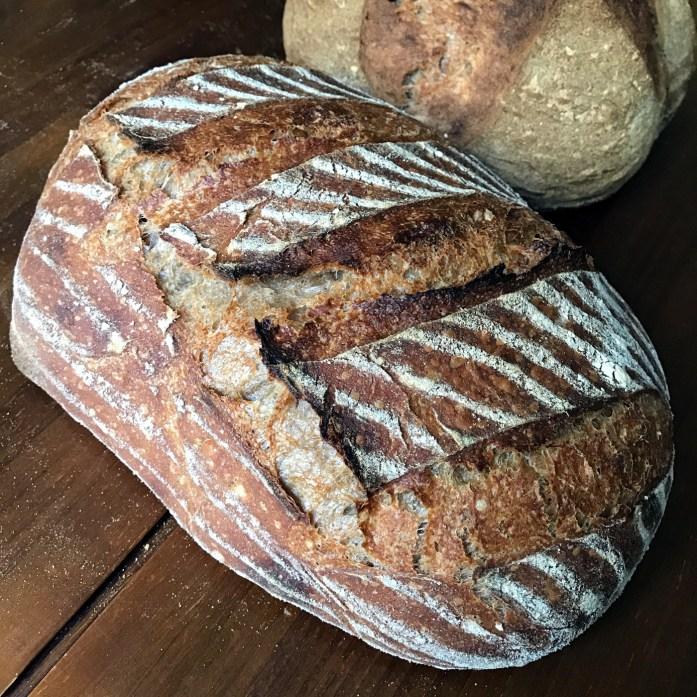 Michael Pollan sourdough bread