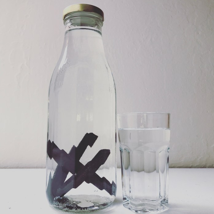 naked charcoal water filter