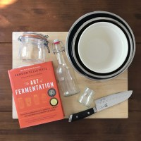 Fermentation Tools, Equipment and Ingredients