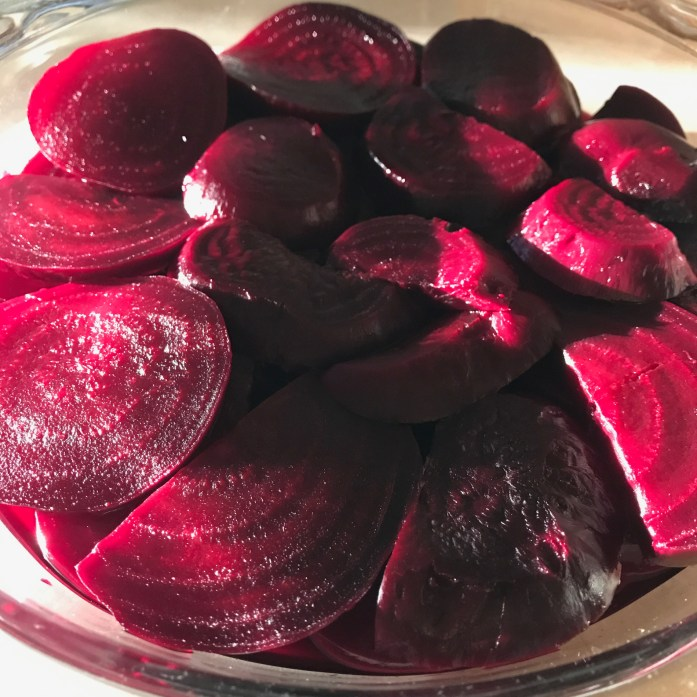 Waste Nothing Beet Pickles