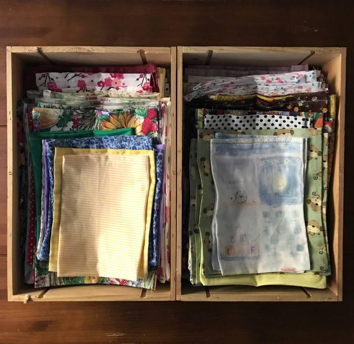 reusable cloth produce bags