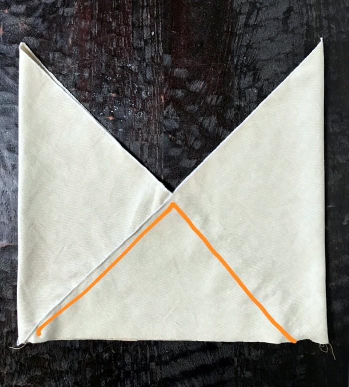 bento bag pattern