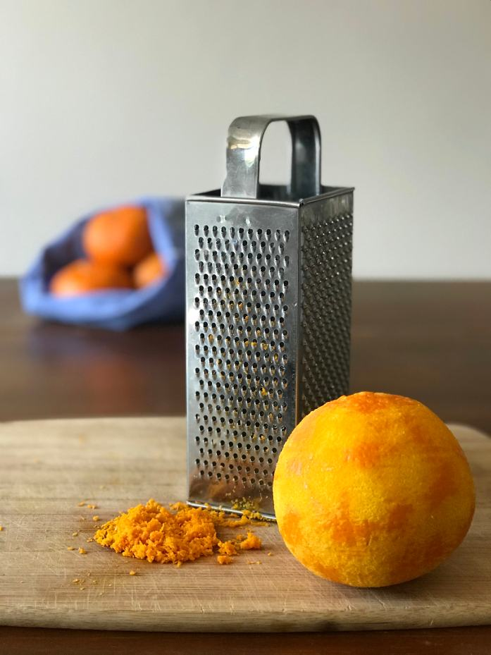 a box grater is a must-have kitchen tool