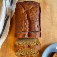 Pumpkin and Spice Sourdough Discard Quick Bread