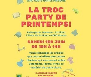 Troc party !