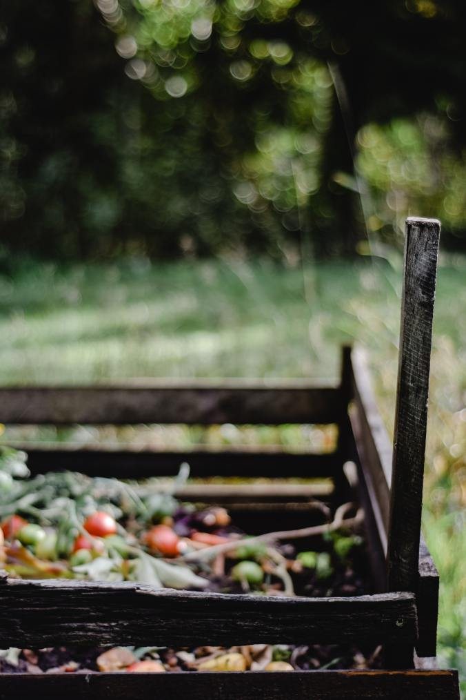 Don't forget to Compost your Extra Thanksgiving Waste