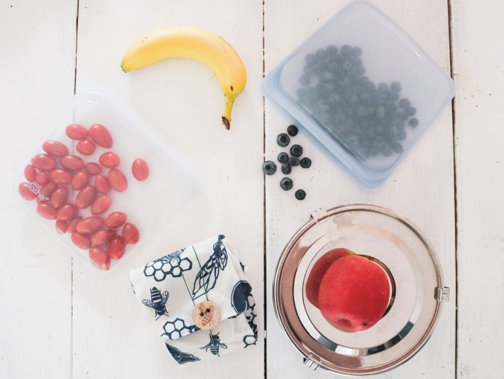 How to Pack a Zero Waste Lunchbox