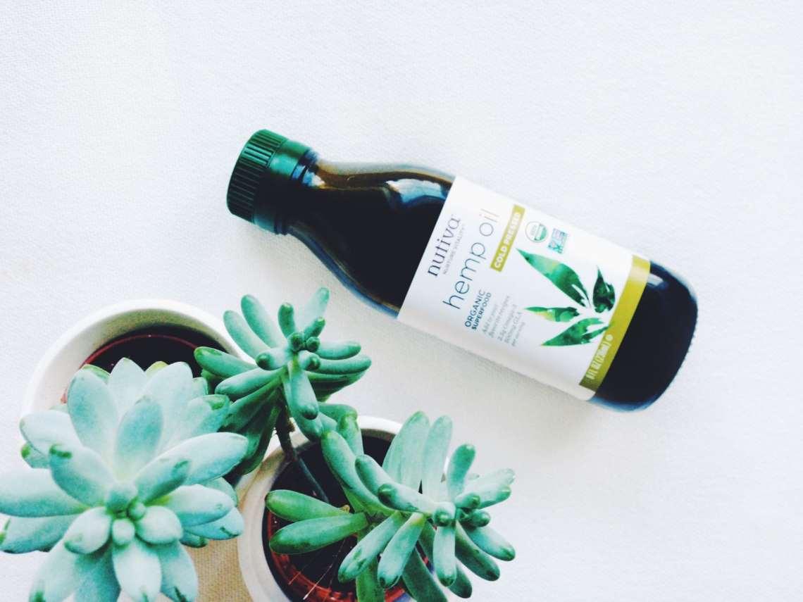 nutiva hemp seed oil