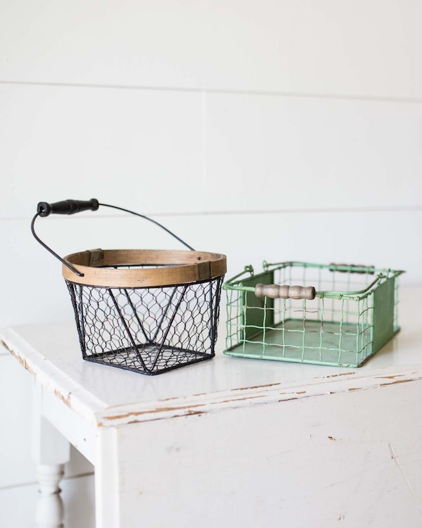 baskets by Stephanie Studer