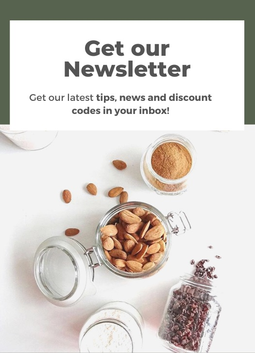 Subscribe to our newsletter - Zero Waste Nest