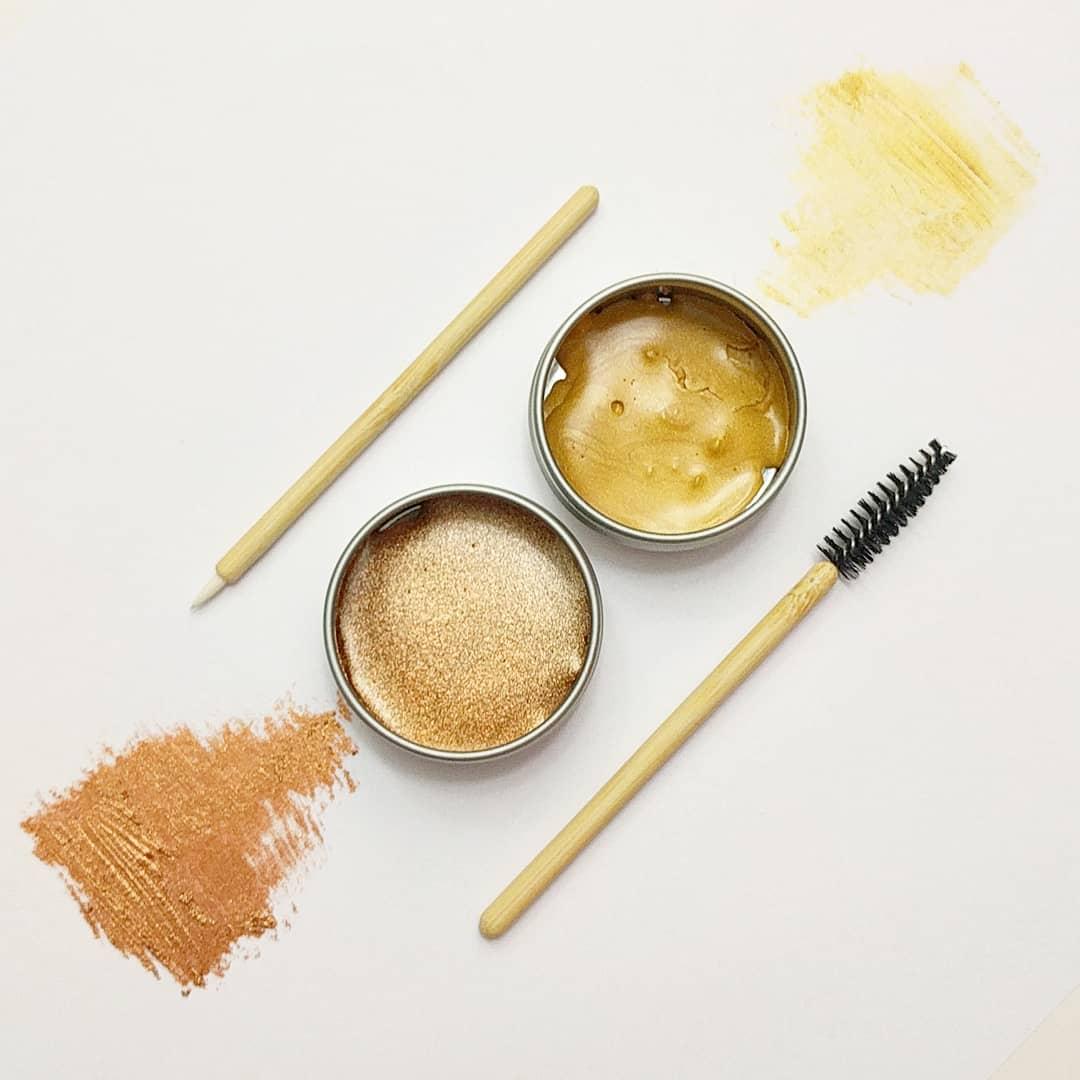 Get 15% off Clean Faced Cosmetics - Zero Waste Nest