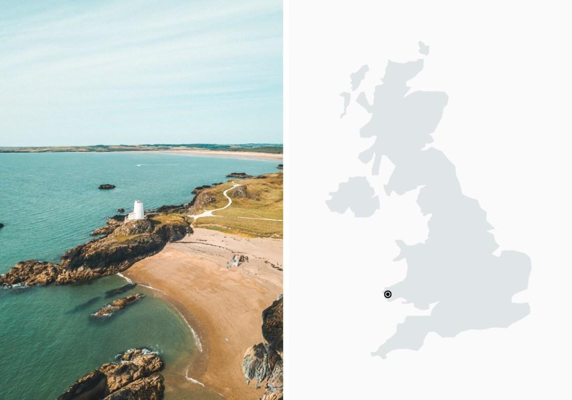 Staycations United Kingdom - Zero Waste Nest