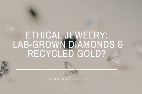 Ethical jewelry: lab-grown diamonds