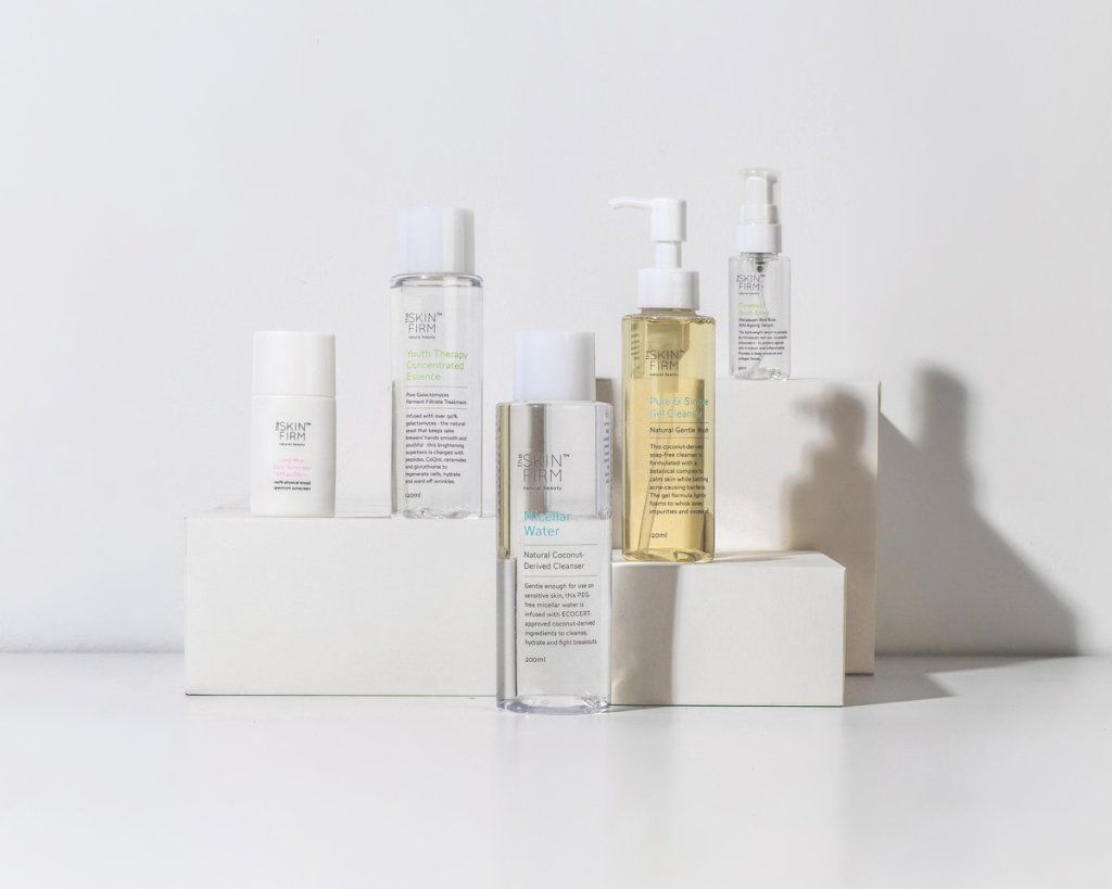 the skin firm singapore natural beauty skincare organic