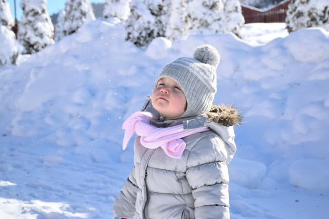 baby health in winter