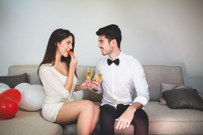 choosing a man