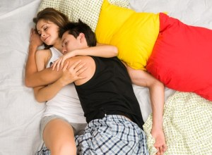 Cuddling Therapy versus Dry Humping
