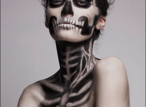 Cool Ideas How to Use Airbrush Makeup for Halloween