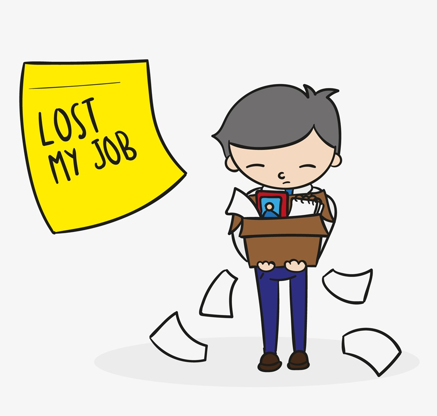 heres what to do if you suddenly lose your job - I Lost My Job Now What What To Do When You Lose Your Job
