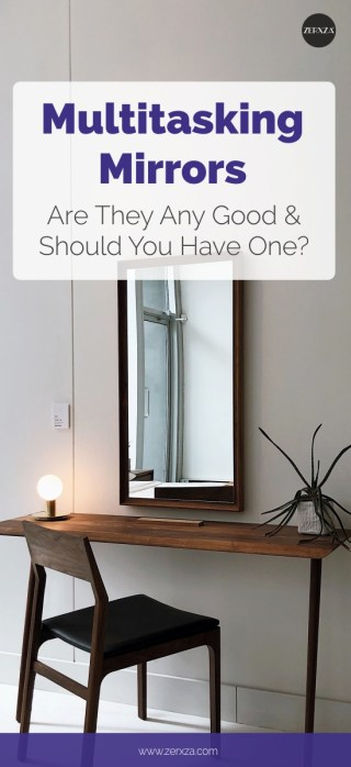 Multitasking Mirrors - Are They Any Good and Should You Have One