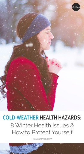 8 Winter-Time Health Issues and How to Protect Yourself