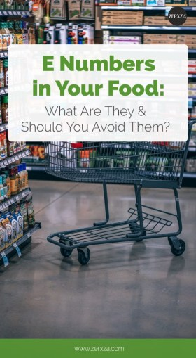 E Numbers in Your Food - What are They and Should You Avoid Them