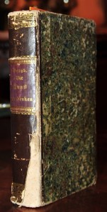 Book Cover: Johann Adam Bergk / Die Kunst zu denken. / 1802
