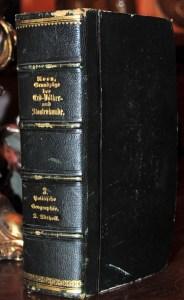 Book Cover: Albrecht von Roon / Die Völker und Staaten der Erde, ... / 1845