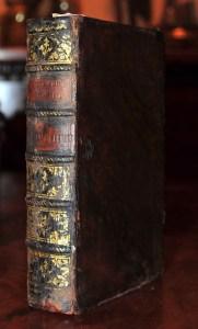 Book Cover: Marquis von Santa Cruz-Marzenado/ Gedanken von Kriegs- und Staats-Geschäfften / 1753