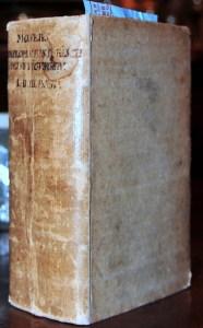 Book Cover: Friderich Carl Moser/ Diplomatische und Historische Belustigungen/ 1753