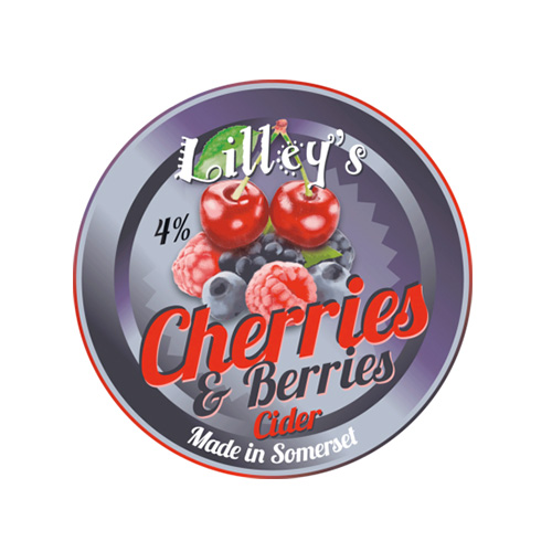 Lilleys Cherries and Berries