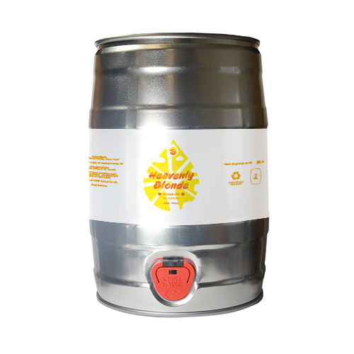 Heavenly Blonde Minikeg