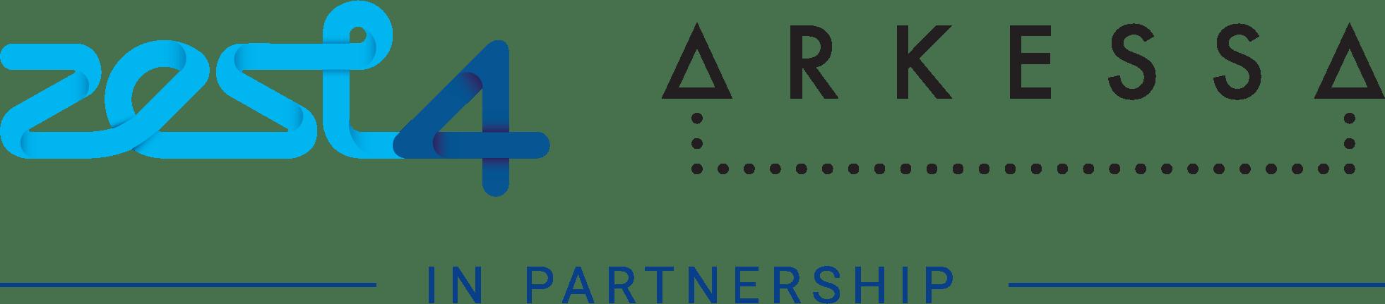 Zest4 Arkessa Partnership Logos