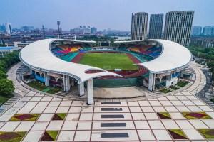 Zest4 IoT   Public Safety image of football stadium