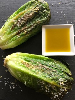 Tanimura Caesar Grilled Salad